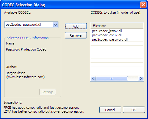PECompact – Windows (PE) Executable Compressor