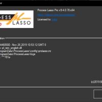 About Process Lasso