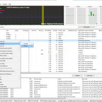 Process Lasso GUI Main Window