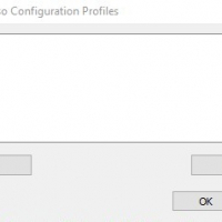 Configuration Profile Configuration