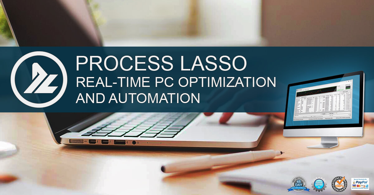 Process Lasso - Real-Time CPU Optimization and Automation