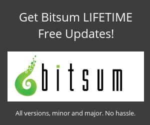 Bitsum Lifetime Updates