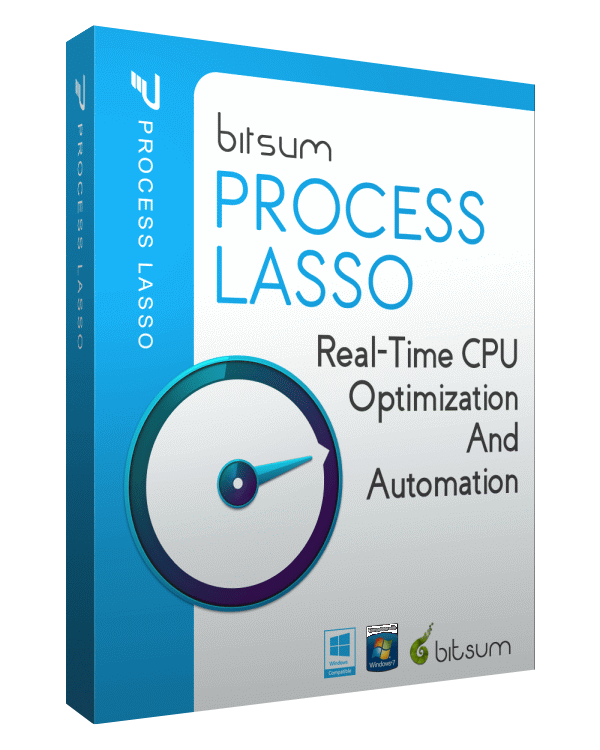 Process Lasso Revision History