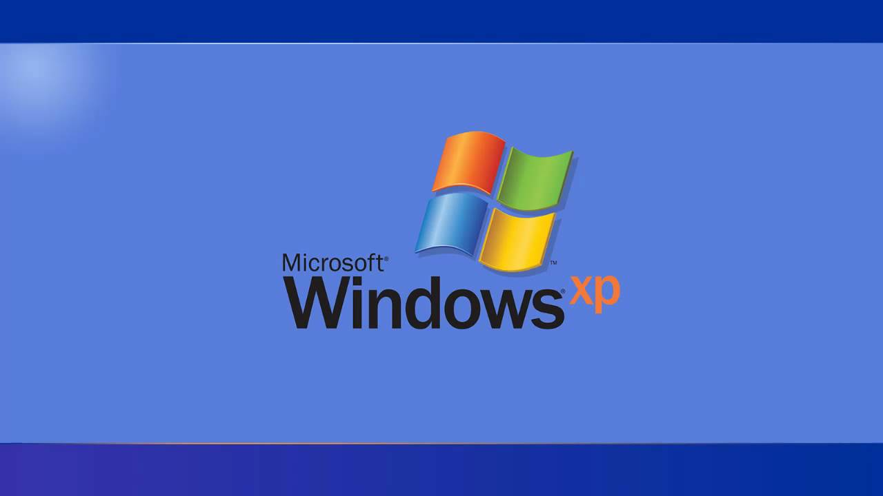 Windows XP Generic Image